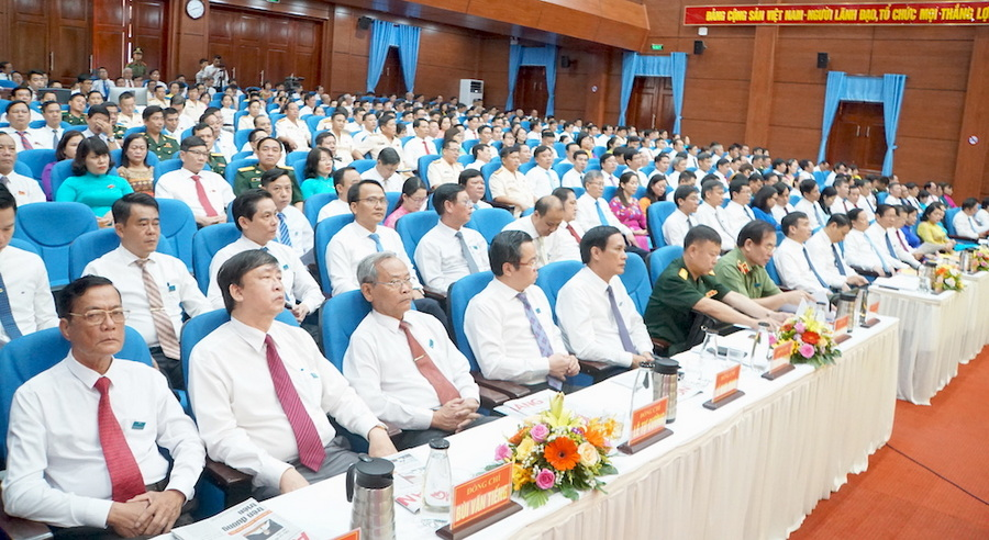 Kết quả từ đại hội điểm trực tiếp bầu bí thư cấp ủy cấp trên cơ sở tại Đà Nẵng