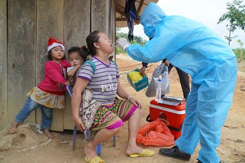 4 tỉnh ở Tây Nguyên có bệnh nhân mắc bạch hầu
