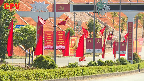 Công tác chuẩn bị đại hội Đảng bộ huyện Vũ Quang cơ bản hoàn tất