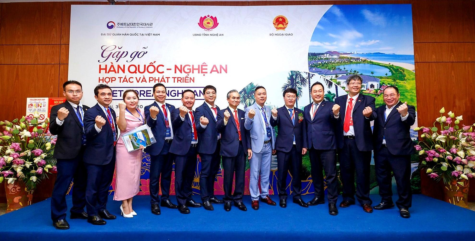 VKBIA góp phần đẩy mạnh giao thương Việt - Hàn sau dịch COVID-19
