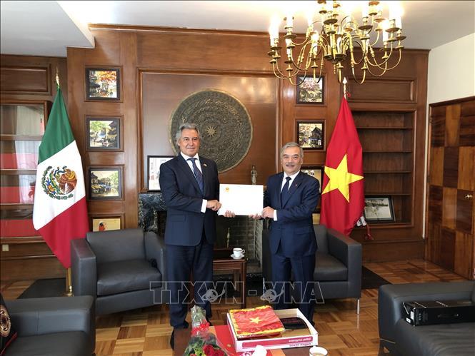 Bổ nhiệm Lãnh sự Danh dự Việt Nam tại Mexico