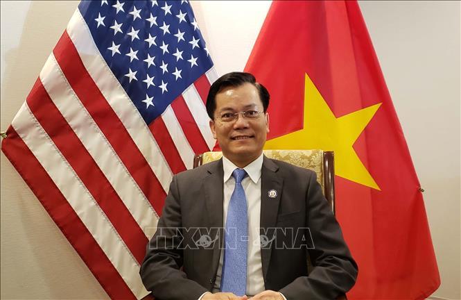 Đưa quan hệ Việt Nam – Hoa Kỳ lên tầm cao mới