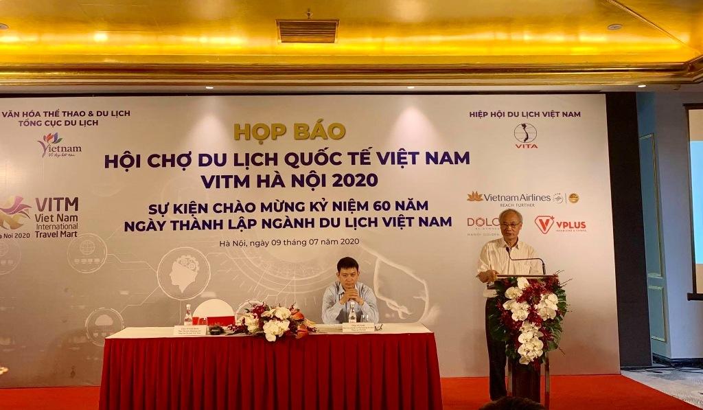400 gian hàng tham gia Hội chợ Du lịch Quốc tế Việt Nam 2020