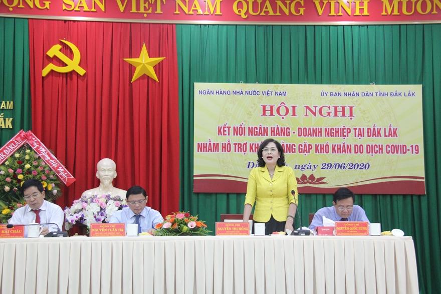 Agribank tham gia Hội nghị kết nối Ngân hàng - Doanh nghiệp tại Đắk Lắk