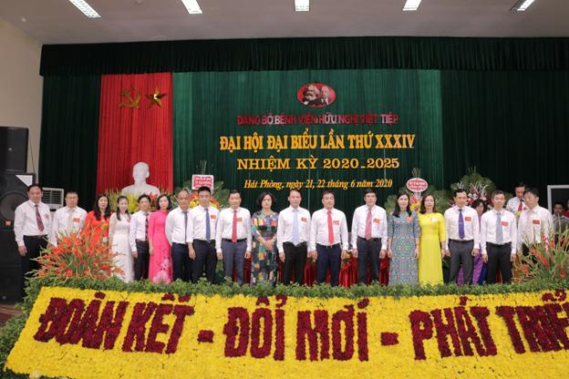 Bệnh viện Hữu nghị Việt Tiệp Phát triển bền vững trong tự chủ
