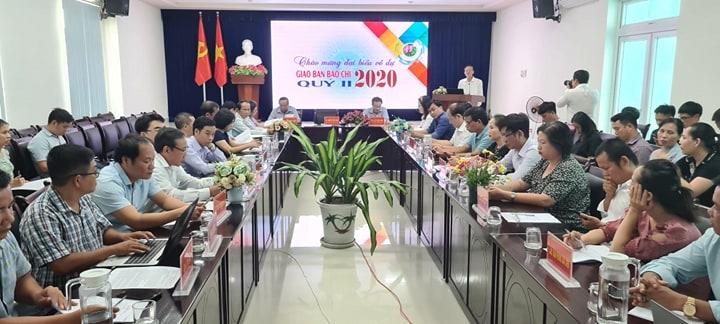 Báo chí đồng hành với sự phát triển kinh tế- xã hội của Quảng Nam