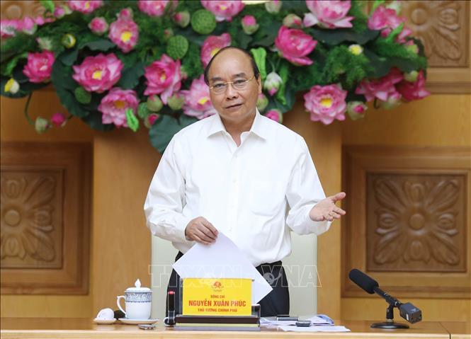 Thủ tướng Đổi mới mạnh mẽ thể chế, chính sách tài chính, tiền tệ