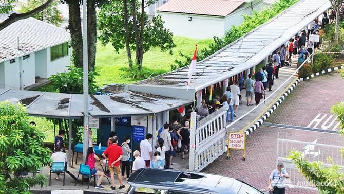 Singapore đảm bảo an toàn cho cử tri tham gia bầu cử