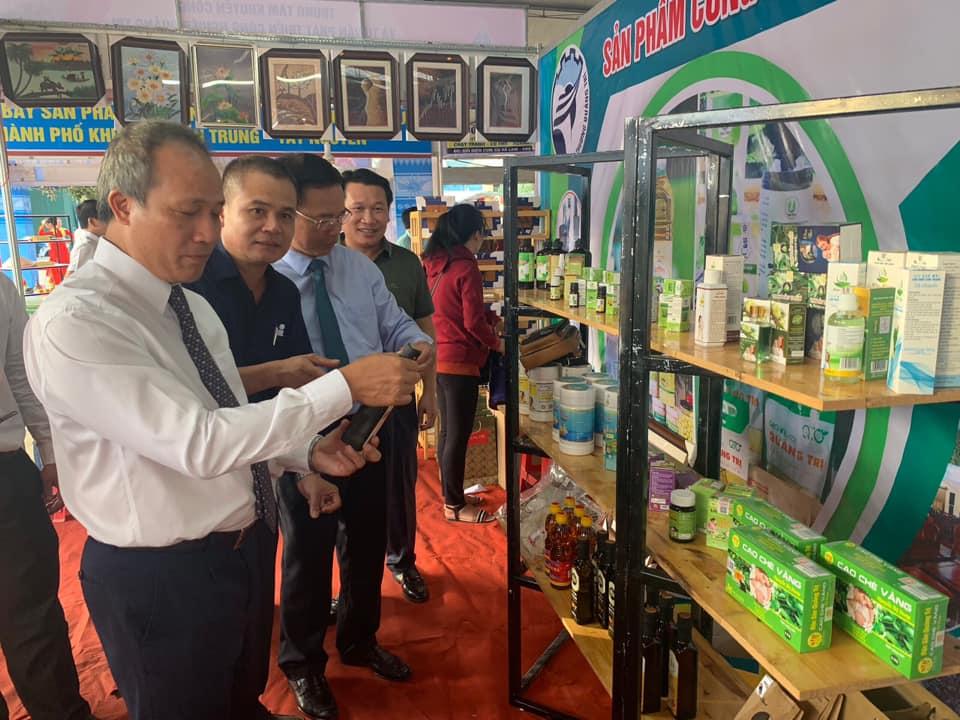 Ngành Công thương miền Trung - Tây Nguyên hỗ trợ doanh nghiệp hội nhập