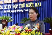 Chủ tịch Quốc hội Nguyễn Thị Kim Ngân Bình Phước cần đón làn sóng đầu tư mới