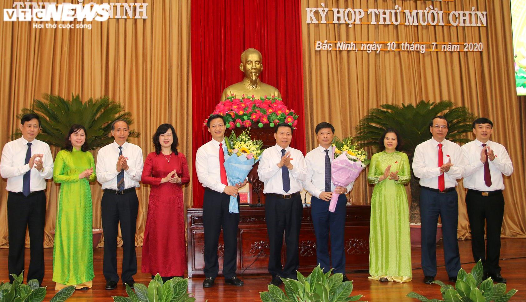 Bắc Ninh có 2 tân Phó Chủ tịch UBND tỉnh