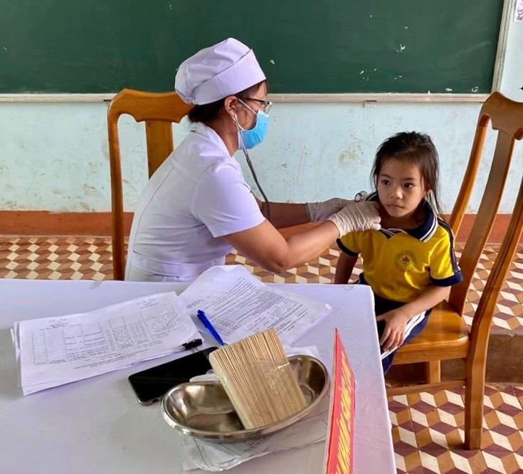 Lập 4 tổ công tác hỗ trợ điều trị bệnh bạch hầu tại 4 tỉnh khu vực Tây Nguyên
