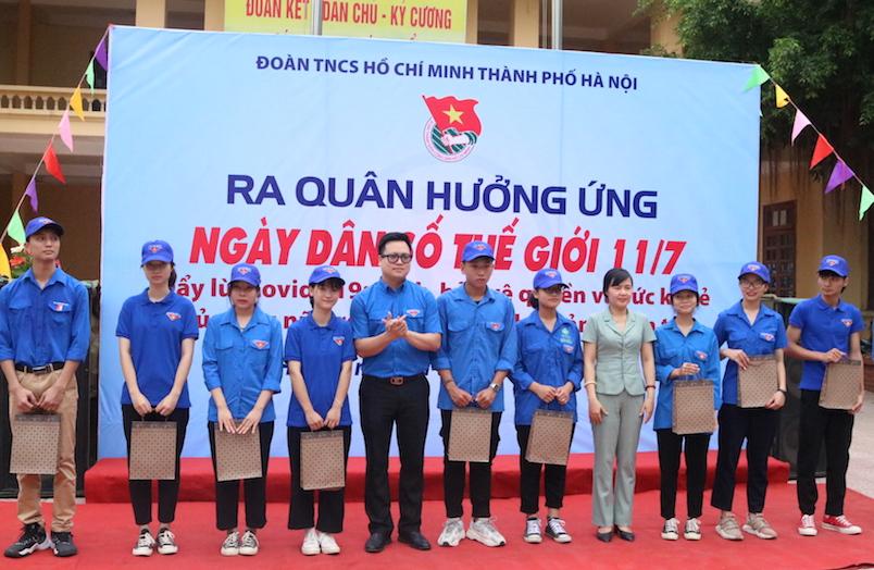 Nâng cao trách nhiệm của đoàn viên, thanh niên Thủ đô đối với công tác dân số