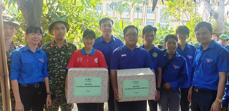 Tuổi trẻ TP Hồ Chí Minh ra quân Chiến dịch tình nguyện hè năm 2020