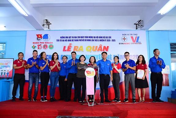 Đoàn Thanh niên Tổng công ty Điện lực TP Hồ Chí Minh tổ chức nhiều hoạt động thiết thực