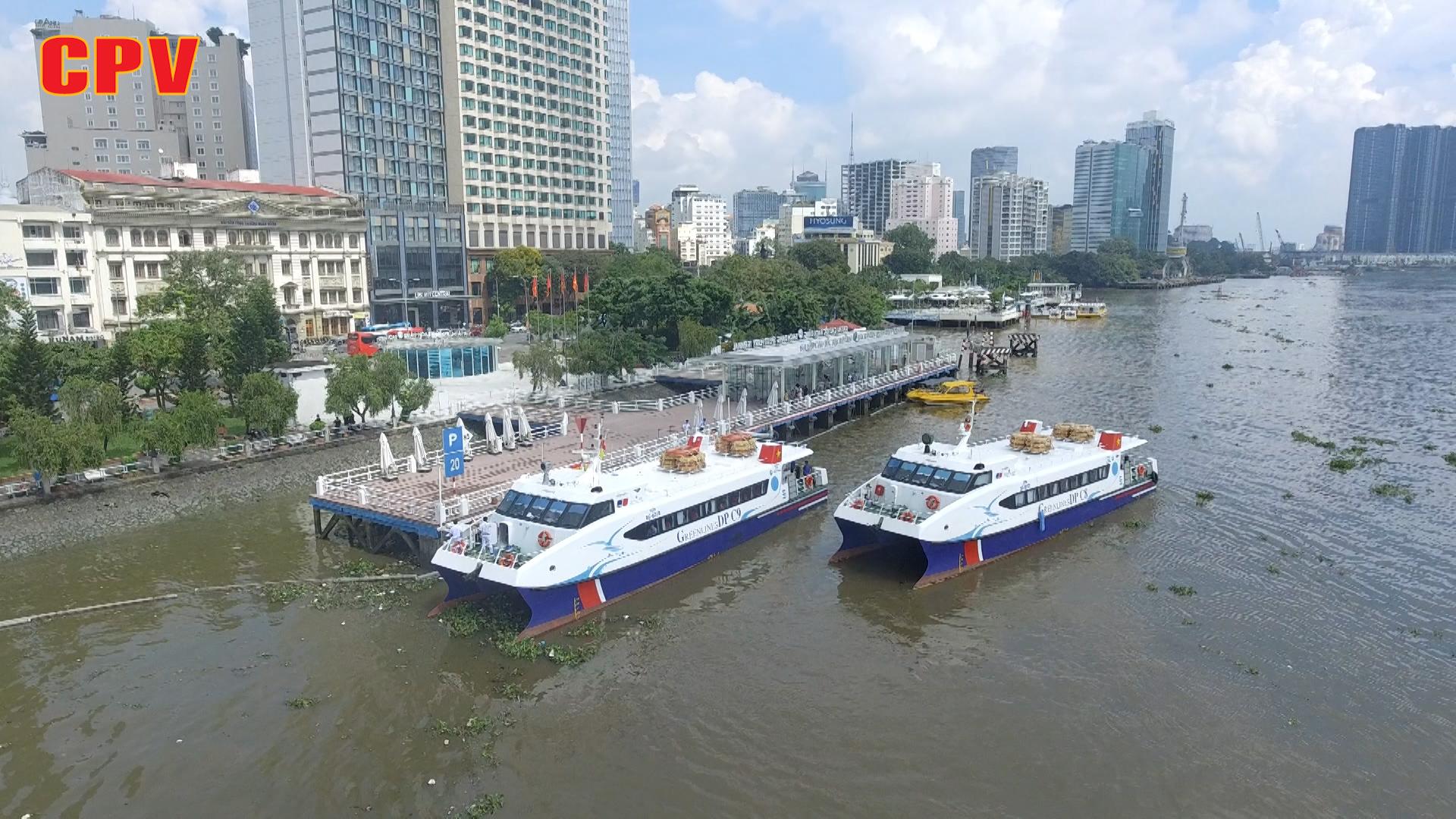 Khai trương tuyến du lịch đường thủy Bến Bạch Đằng – Củ Chi – Bình Dương