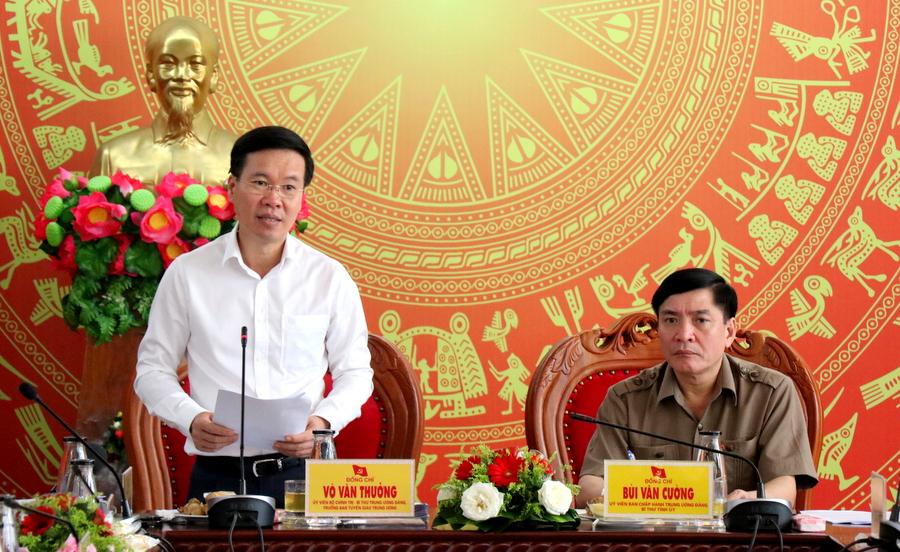 Đắk Lắk cần thể hiện vai trò trung tâm của Tây Nguyên