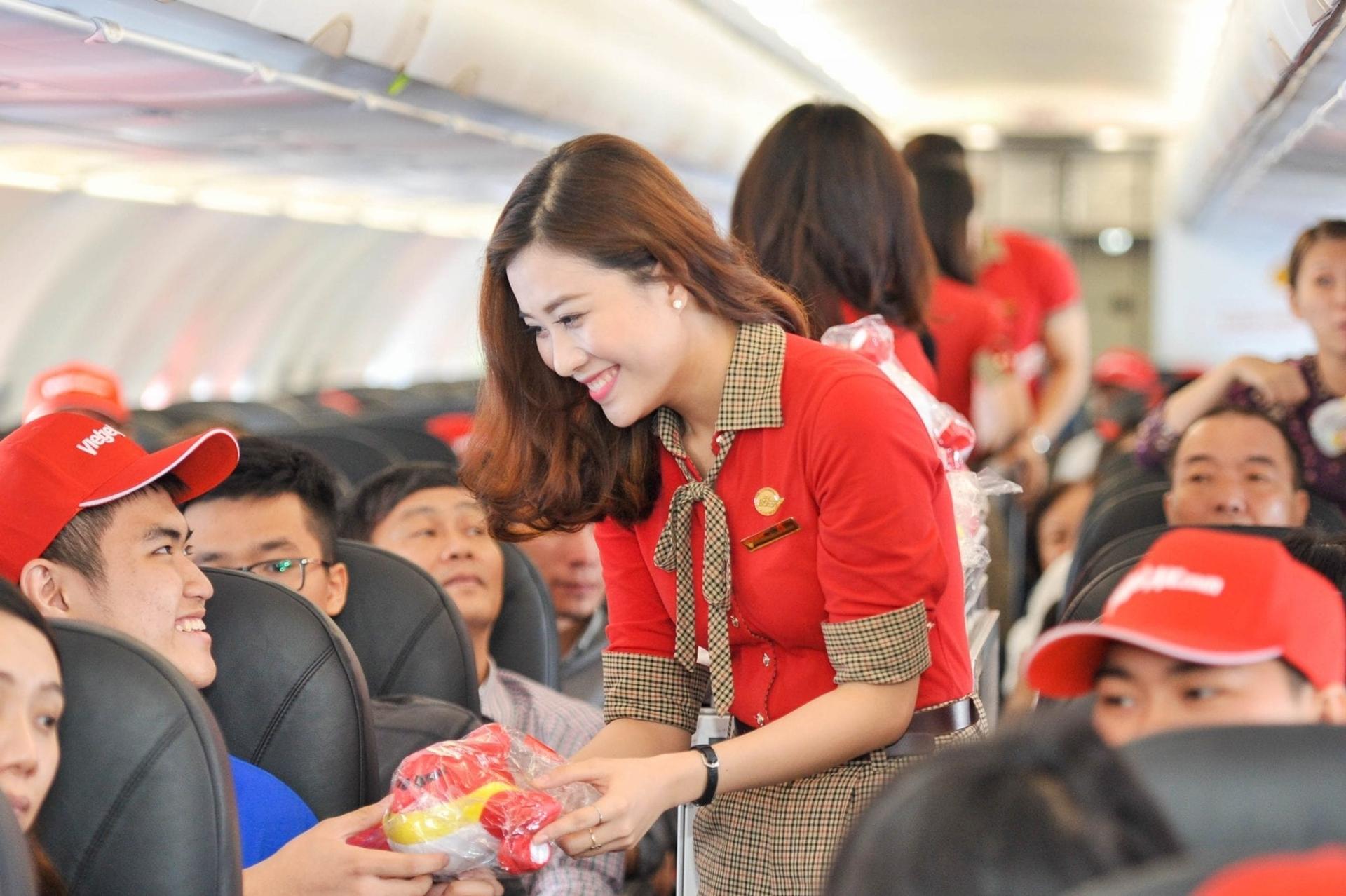 Vietjet Thái Lan tiếp tục tung ra 500,000 vé siêu khuyến mãi từ 50 Baht nhằm thúc đẩy du lịch