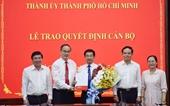 Đồng chí Dương Ngọc Hải giữ chức Chủ nhiệm Ủy ban Kiểm tra Thành ủy TP Hồ Chí Minh