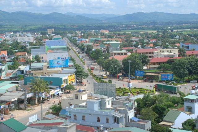 Kon Tum Xây dựng kết cấu hạ tầng đồng bộ, thúc đẩy phát triển kinh tế - xã hội