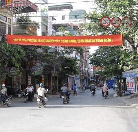 Thí điểm giao thông 2 chiều tuyến phố Trương Định