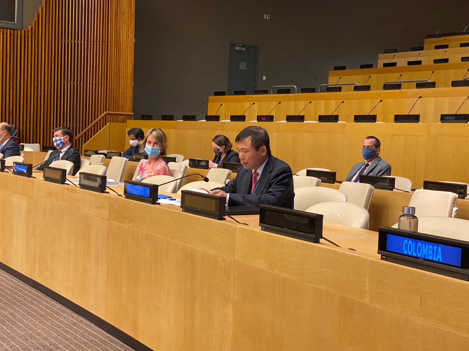 HĐBA LHQ quan ngại về tình hình thực thi thỏa thuận hòa bình tại Colombia