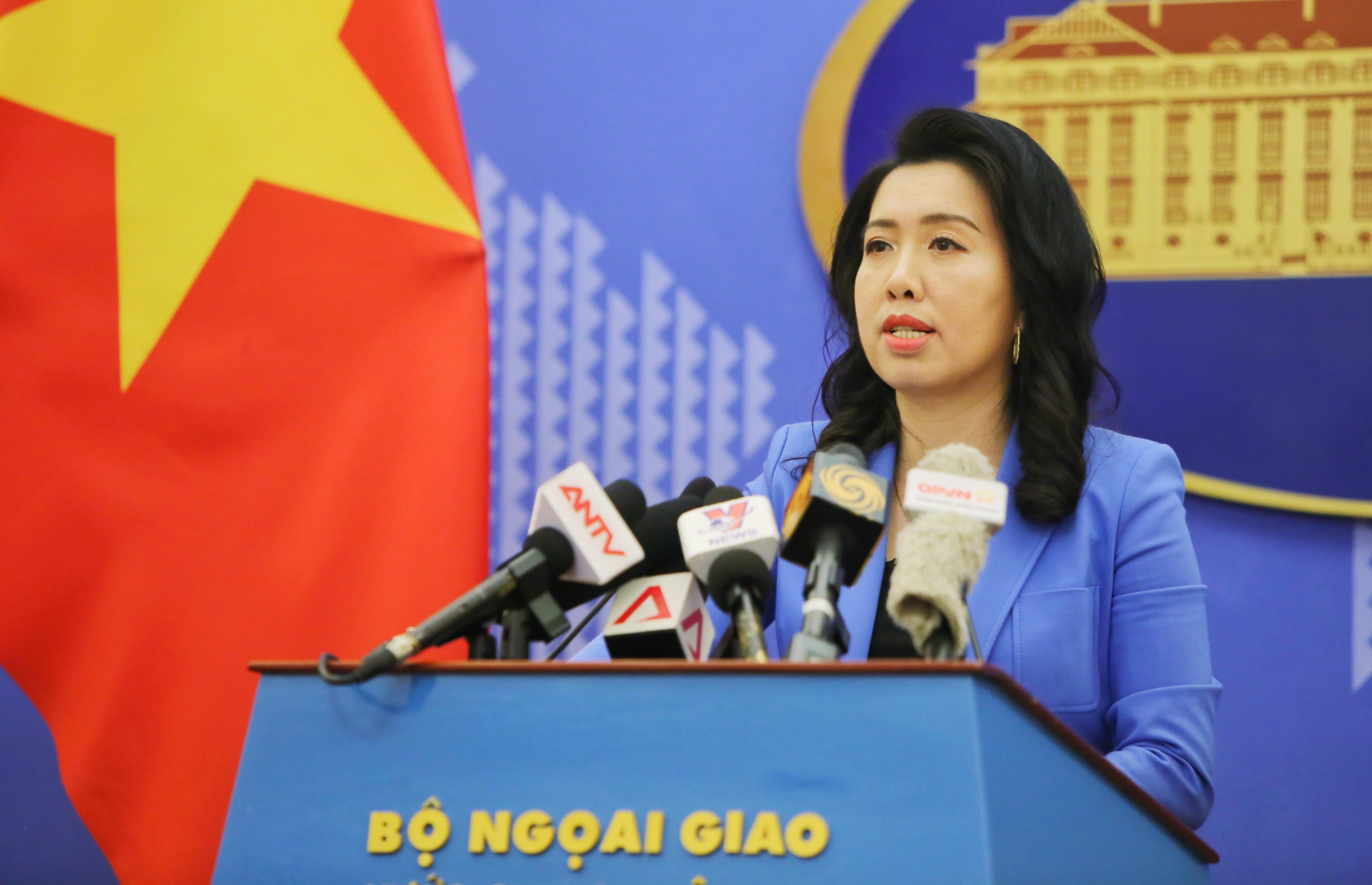 Quan điểm của Việt Nam về Tuyên bố của Ngoại trưởng Hoa Kỳ Mike Pompeo