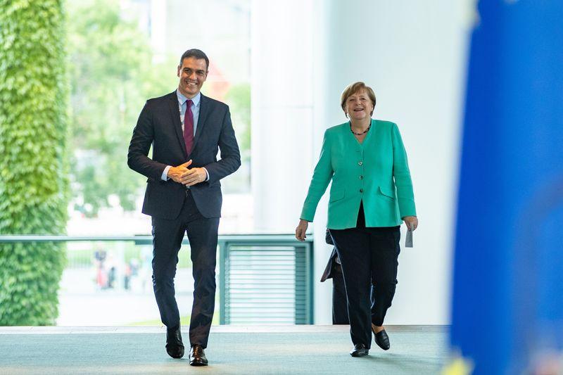 Đức sẵn sàng thỏa hiệp về Quỹ phục hồi châu Âu