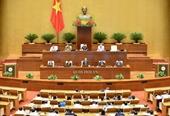 Công bố 8 nghị quyết của Quốc hội khóa XIV