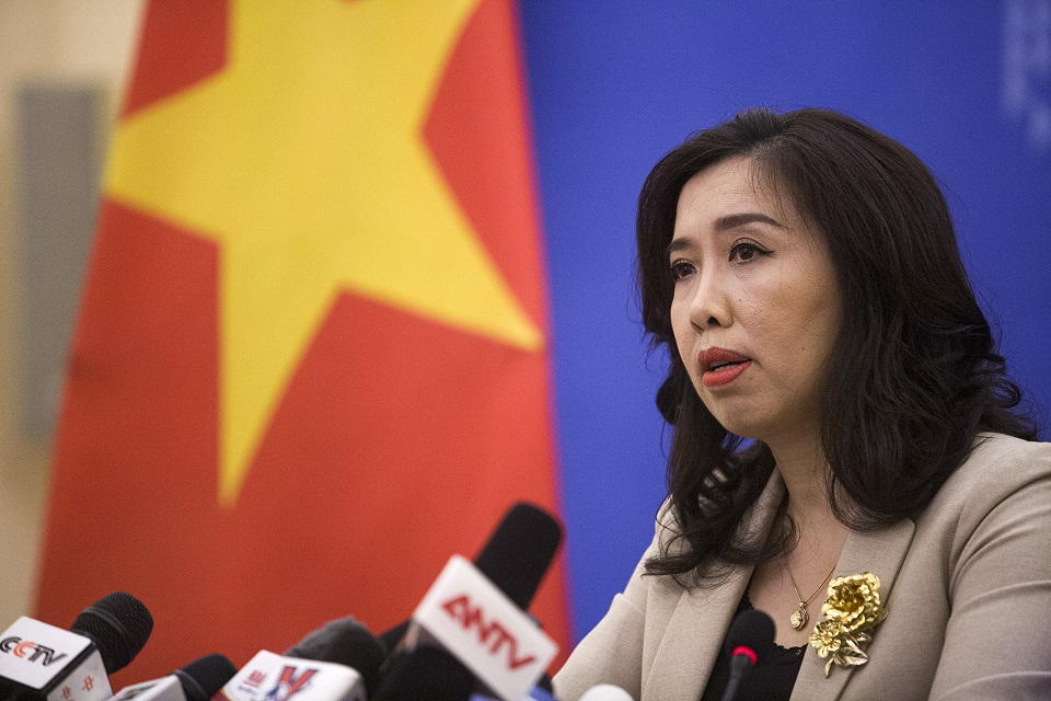 Lập trường của Việt Nam về vấn đề Biển Đông