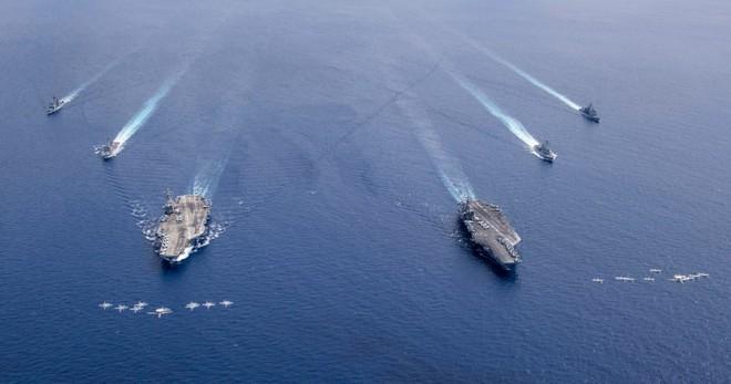 Phản ứng của các nước sau tuyên bố của Mỹ về Biển Đông
