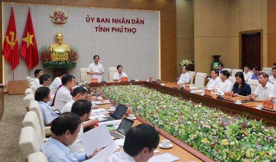 ĐHQGHN và tỉnh Phú Thọ hướng đến hợp tác toàn diện trong giáo dục và khoa học