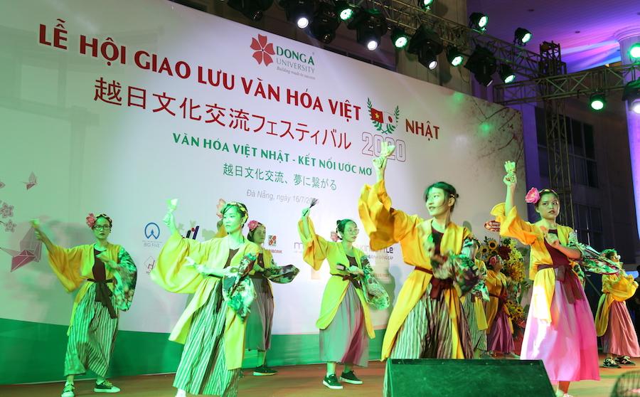 Giao lưu văn hóa Việt – Nhật