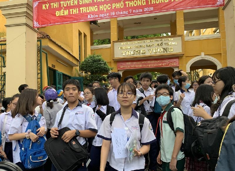 Vấn đề thời sự được đưa vào đề Ngữ văn tại TP Hồ Chí Minh