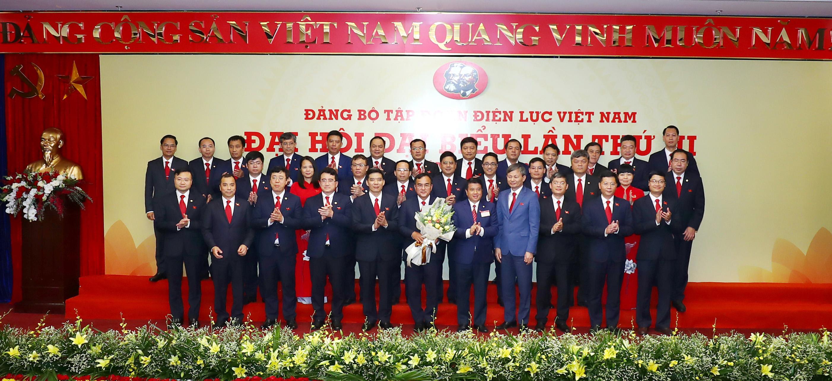 Đảng bộ EVN tiếp tục lãnh đạo thực hiện đảm bảo an ninh năng lượng quốc gia