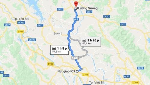 Phê duyệt khung chính sách hỗ trợ tái định cư dự án cao tốc Tuyên Quang-Phú Thọ