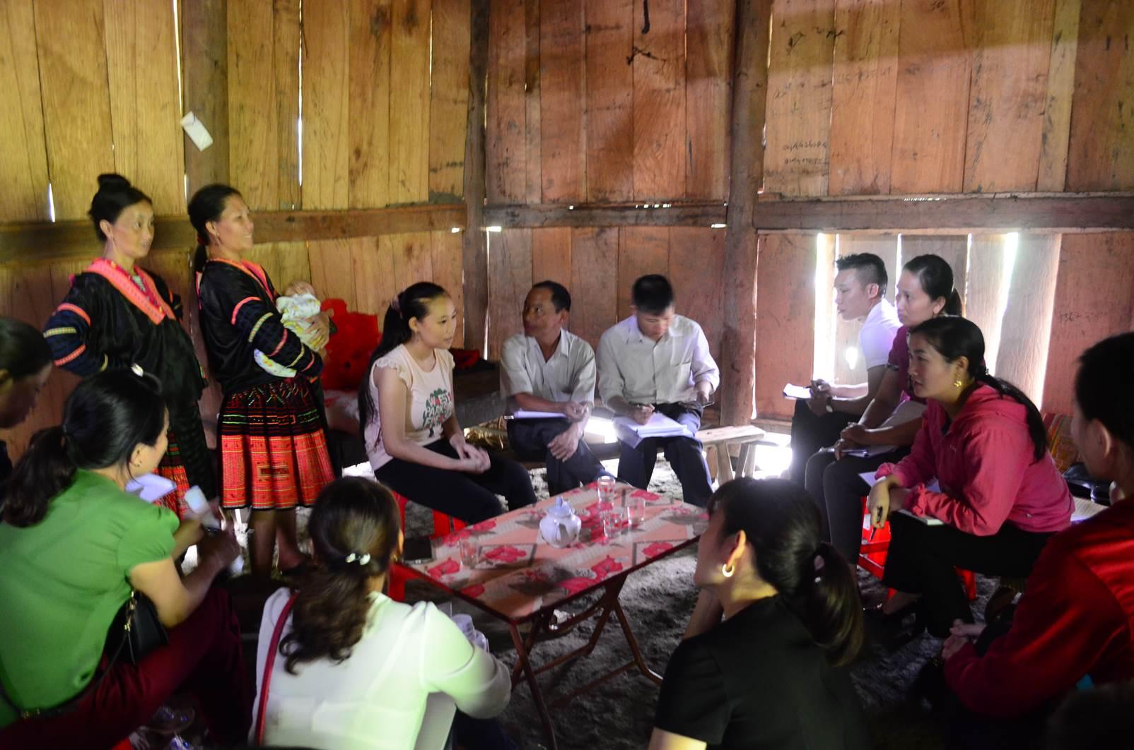 Phụ nữ Điện Biên tích cực tham gia phòng, chống tác hại của ma túy