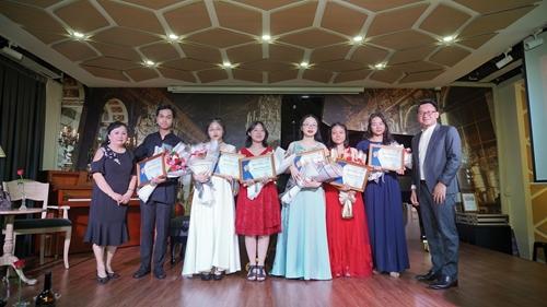"""Đêm hoà nhạc """"Young talent  Kayserburg piano concert"""" Tôn vinh tài năng nghệ thuật trẻ"""