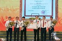 Đức Thọ đón nhận huyện đạt chuẩn nông thôn mới