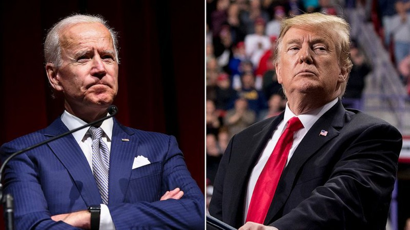 Bầu cử Mỹ 2020 Ông Joe Biden tiếp tục nhận được sự ủng hộ từ cử tri