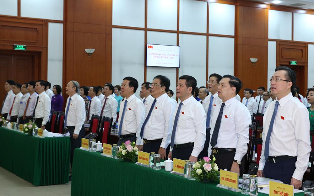 Khai mạc Đại hội đại biểu Đảng bộ cơ quan Ban Tuyên giáo Trung ương