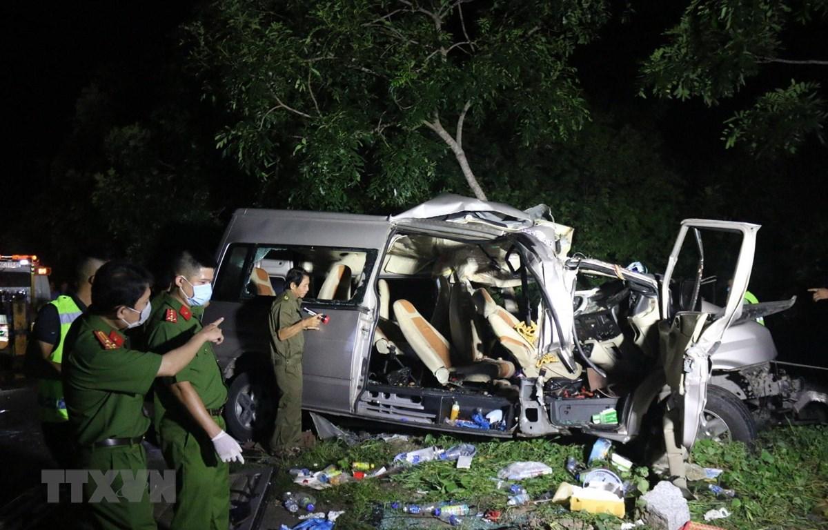Khẩn trương điều tra vụ tai nạn làm 8 người chết tại Bình Thuận
