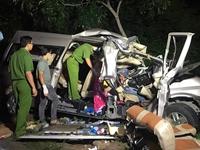 Khẩn trương khắc phục hậu quả, vụ TNGT thảm khốc ở Bình Thuận