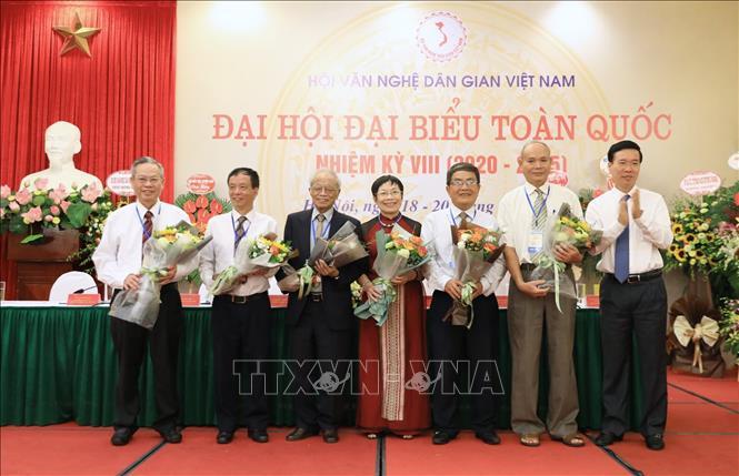 Hơn 300 đại biểu dự Đại hội đại biểu toàn quốc Hội Văn nghệ dân gian Việt Nam