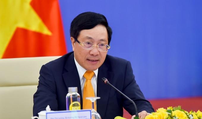 Phiên họp lần thứ 12 Ủy ban chỉ đạo hợp tác song phương Việt Nam - Trung Quốc