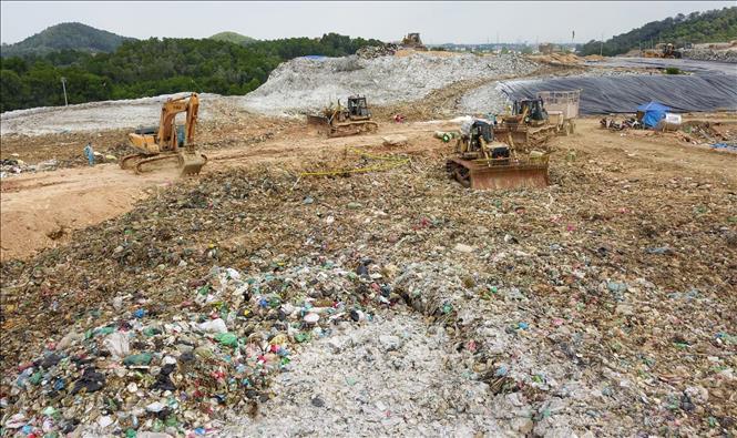 Thành ủy Hà Nội chỉ đạo khắc phục vấn đề rác thải tại Sóc Sơn