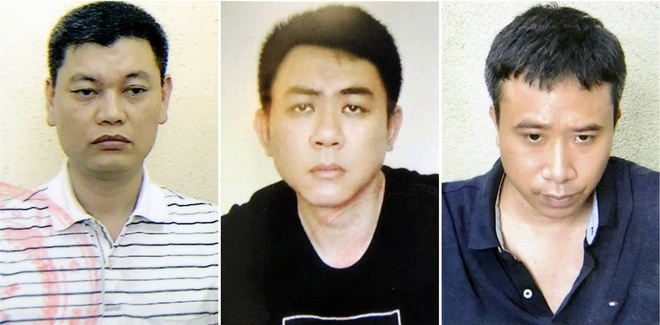 Tạm giam 3 bị can vụ án Nhật Cường