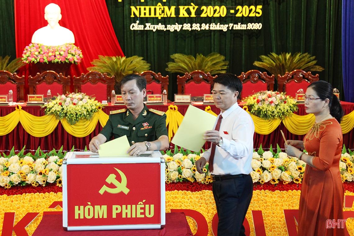 Cẩm Xuyên phấn đấu trở thành một trong những huyện đi đầu Hà Tĩnh về sản xuất nông nghiệp công nghệ cao