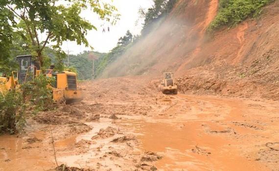 MTTQ Việt Nam hỗ trợ các gia đình bị thiệt hại do mưa lũ tại tỉnh Hà Giang