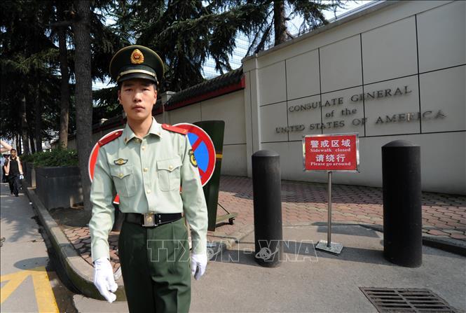 Trung Quốc yêu cầu đóng cửa Tổng Lãnh sự quán Mỹ tại Thành Đô